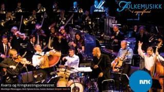 Kvarts & Kringkastingsorkestret - Vestlandsleik