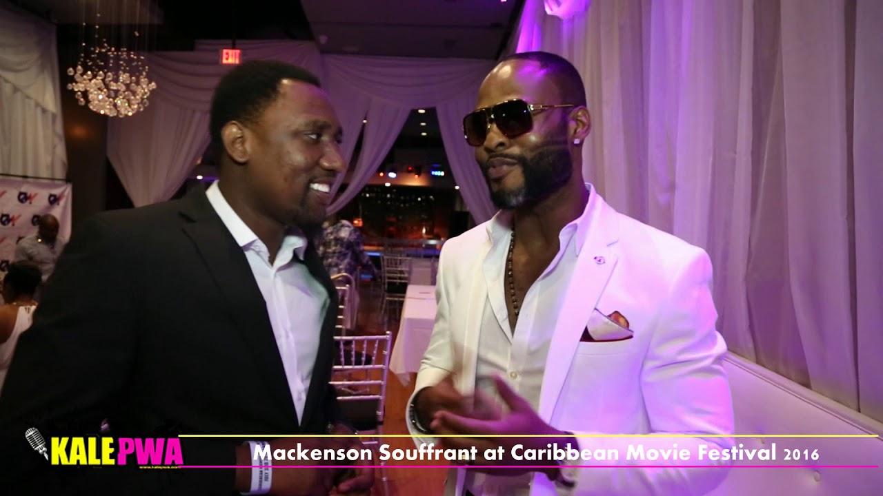 Mackenson Souffrant at Caribbean Movie Festival 2016