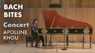 Bach Bites: Apolline Khou