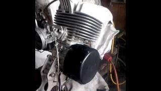 premiere mise en route  moteur 99z