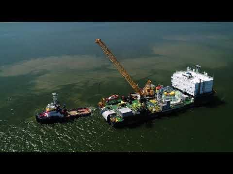 Landfall Marine Contractors bv corporate movie