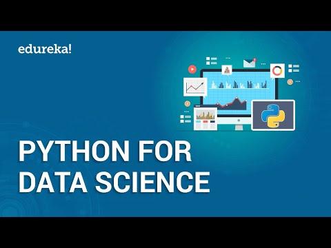 python-for-data-science- -data-science-with-python- -python-data-science-tutorial- -edureka
