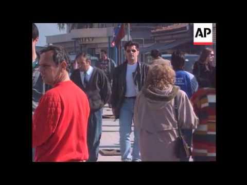 Albania - Tension in Tirana