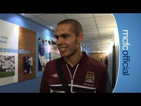 RODWELL ON RETURN: CIty 1-0 West Brom Rodwell Reaction