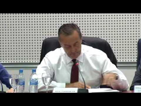 Macedonia 2025 Press conference July 26 M  Zafirovski