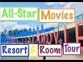 Disney's All-Star Movies Resort & Renovated Room Tour
