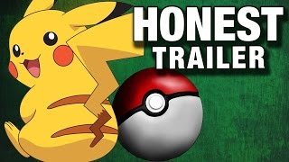 POKEMON RED AND BLUE W/ Smosh (Honest Game Trailers) thumbnail