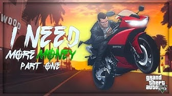 GTA 5 Online Stream - I Need More Money! Random Fun! GTA V Funny Moments