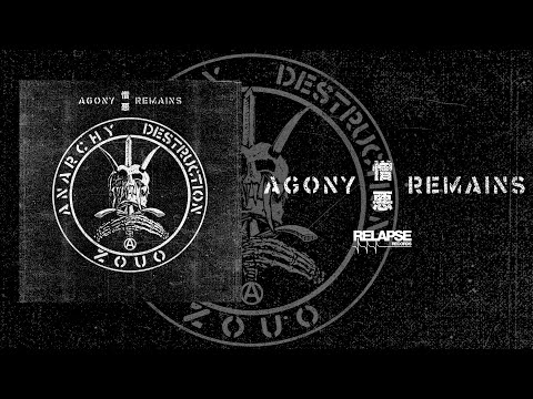 ZOUO -  AGONY憎悪REMAINS [FULL ALBUM STREAM]