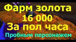 ФАРМ ПИТОМЦЕВ WOW ГОЛДФАРМ 40 - 60К АУКЦИОН