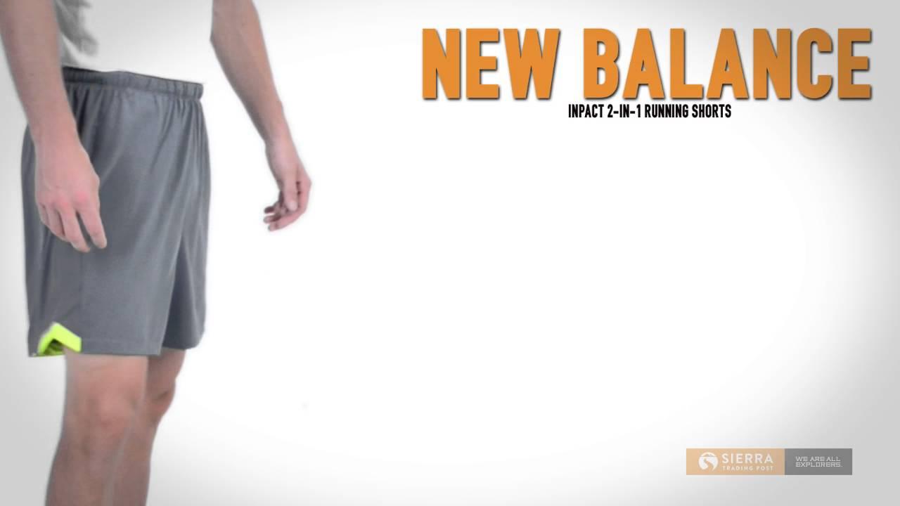 new balance running shorts men