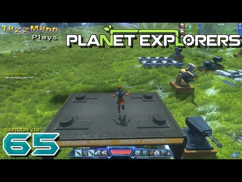 Planet Explorers S03E65 - The Trading Post - Let's Play