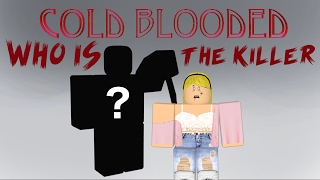 Cold Blooded | Episode 3 | Roblox Mini Series |