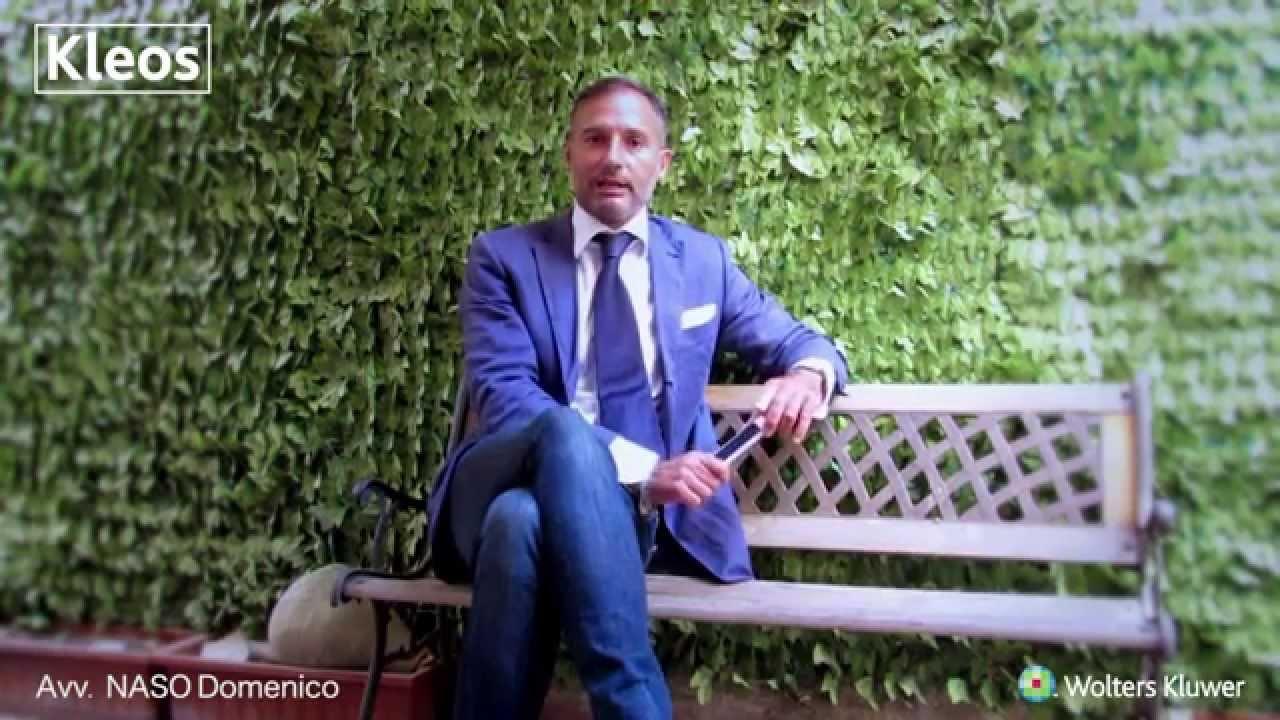 Video Intervista Avv Naso