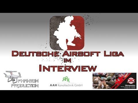 DAL Deutsche Airsoft Liga | Interview mit Marko Stange