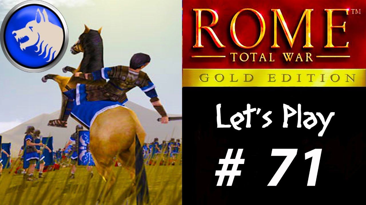 rome total war campaign scipii - photo#10