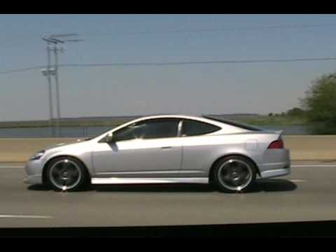 The Acura RSX Begins 2007  YouTube