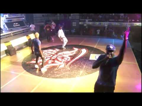 BATTLE OF THE YEAR NIGERIA BREAK DANCE CHAMPIONSHIP 2014 POWERED BY MTN