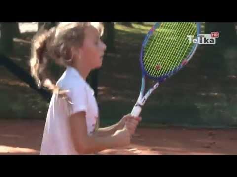 Tczewska tenisistka Daria Górska drużynową Mistrzynią Polski  - Tv Tetka Tczew HD