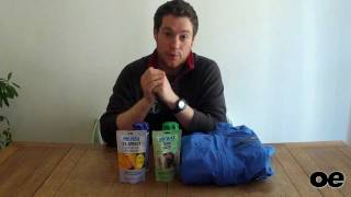 Reproofing outdoor gear with Nikwax