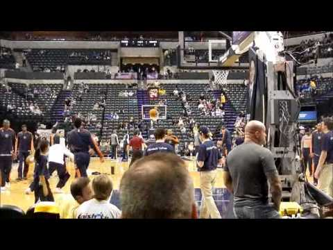 Indiana Pacers at Bankers Life Fieldhouse