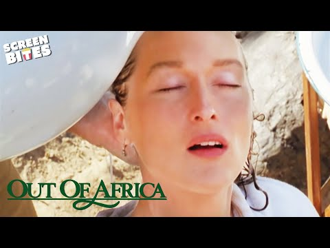 Out Of Africa | That Shampoo Scene (ft. Meryl Streep and Robert Redford)