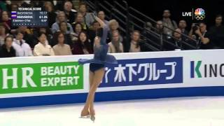 Evgenia Medvedeva - LP Worlds 2016 (NBC full HD)
