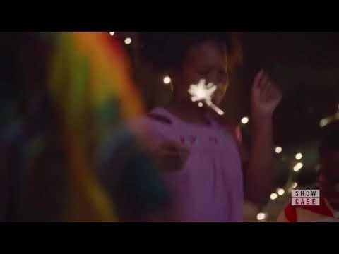 Legacies 2x01 MJ Finds Out Kim Is Kaleb's Sister