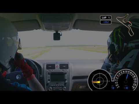 Adancata 24.06.2017 - best lap with Ciprian
