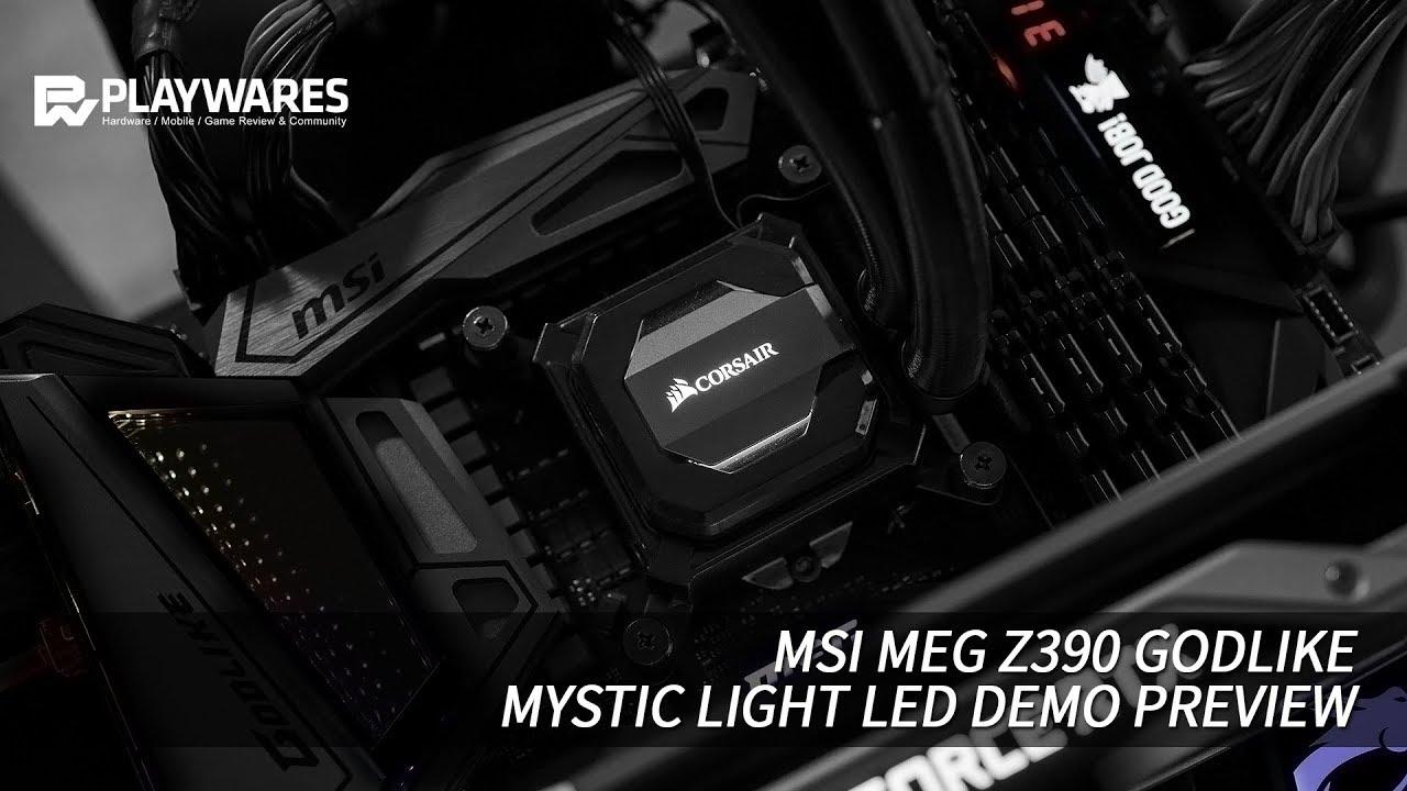 Mystic Light Bios