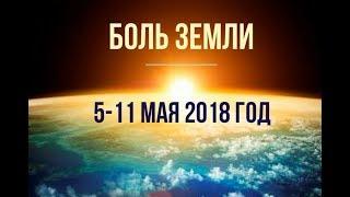 Катаклизмы за неделю с 5 по 11 мая