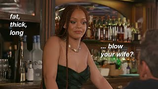 rihanna being dirtyminded for 4 minutes
