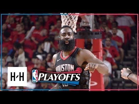 Minnesota Timberwolves vs Houston Rockets - Game 5 - Highlights | April 25, 2018 | 2018 NBA Playoffs