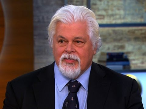 Captain Paul Watson on aggressive moves to end whaling