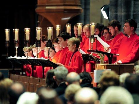 Temple Church Choir -  A Christmas Round - Tavener
