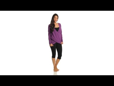 Lucy Yoga Girl Pullover | SwimOutlet.com