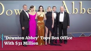 The 'Downton Abbey' Movie Exceeds Box Office Expectations