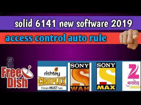 Solid 6141 New Software 2019