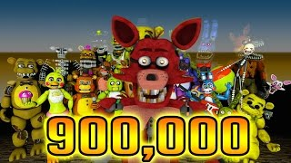 [SFM FNAF] Typhoon Cinema 900K Subscribers Special