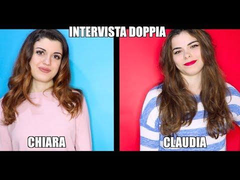 INTERVISTA DOPPIA ALLE DOUBLE C