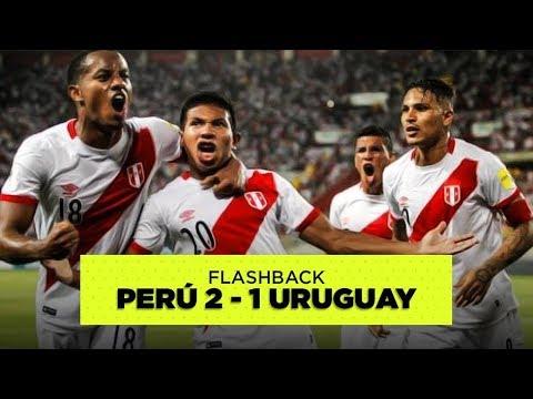 El sueño mundialista: Con relato de Daniel Peredo, la victoria ante Uruguay