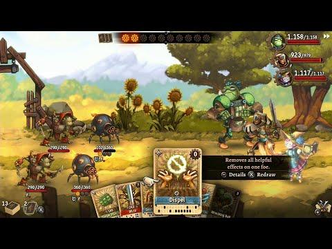 SteamWorld Quest: Hand of Gilgamech: Quick Look