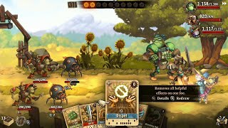 SteamWorld Quest: Hand of Gilgamech: Quick Look (Video Game Video Review)