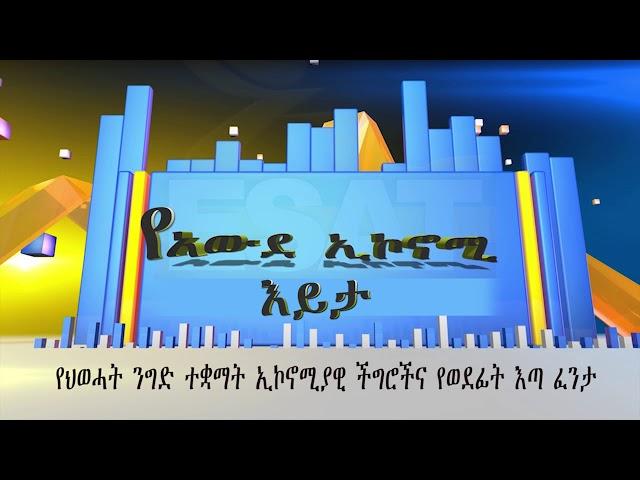 ESAT Awde Economy November 25, 2018