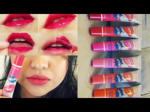 peel-off-lip-gloss-tint-:|:-demo-of-all-6-colors