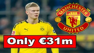 Erling Haaland Welcome To Manchester United