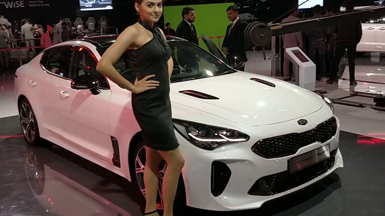 Kia Motors Full India Lineup Auto Expo 2018 Shotononeplus Youtube