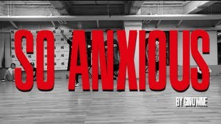 Andrew Baterina Choreography | So Anxious by @ginuwine