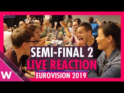 Eurovision 2019: Live