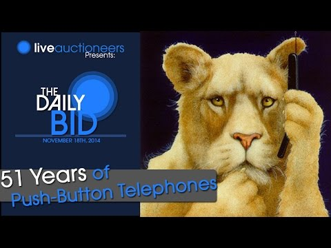 51 Years of Push-Button Telephones - The Daily Bid